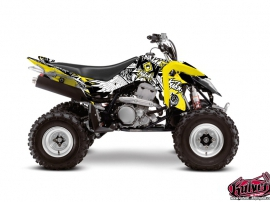 Suzuki 400 LTZ IE ATV Demon Graphic Kit