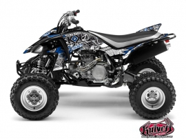 Kit Déco Quad Demon Yamaha 450 YFZ Bleu