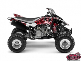 Kit Déco Quad Demon Yamaha 450 YFZ Rouge