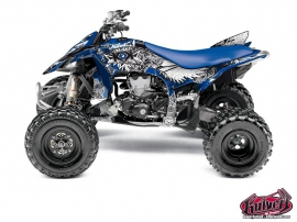 Kit Déco Quad Demon Yamaha 450 YFZ R Bleu