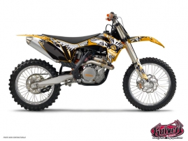 Kit Déco Moto Cross Demon KTM 65 SX
