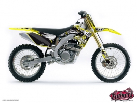 Kit Déco Moto Cross Demon Suzuki 85 RM