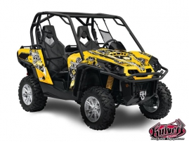 Can Am Commander UTV Demon Graphic Kit
