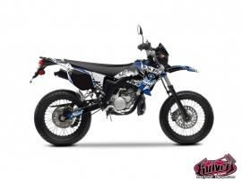 Kit Déco 50cc Demon Yamaha DT 50
