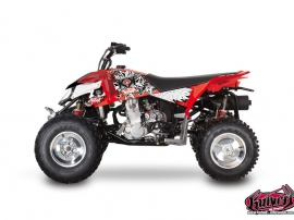 Kit Déco Quad Demon Polaris Outlaw 450