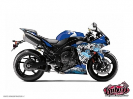 Yamaha R1 Street Bike Demon Graphic Kit