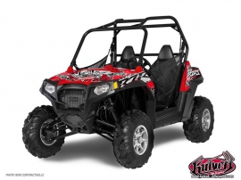 Kit Déco SSV Demon Polaris RZR 800 S