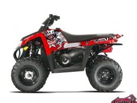 Kit Déco Quad Demon Polaris Scrambler 500
