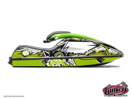 Kawasaki SXR 800 Jet-Ski Demon Graphic Kit