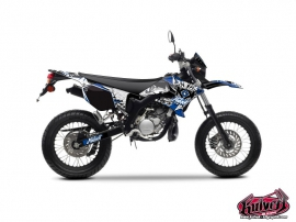 MBK Xlimit 50cc Demon Graphic Kit