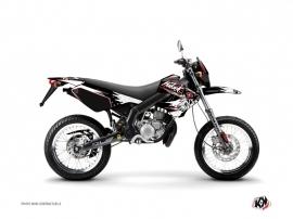 Kit Déco 50cc Demon Derbi Xtreme / Xrace Rouge