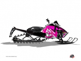Kit Déco Motoneige Digikamo Arctic Cat Pro Climb Rose