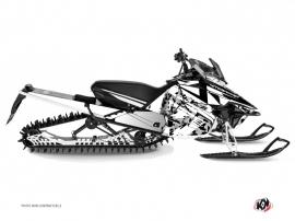 Kit Déco Motoneige Digikamo Yamaha SR Viper Blanc