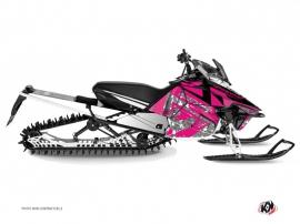 Kit Déco Motoneige Digikamo Yamaha SR Viper Rose
