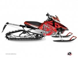 Kit Déco Motoneige Digikamo Yamaha SR Viper Rouge