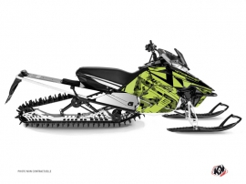 Kit Déco Motoneige Digikamo Yamaha SR Viper Vert