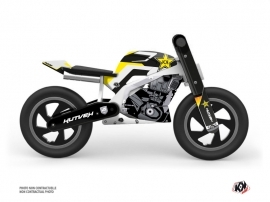 Balance + Bike KUTVEK US STYLE Graphic Kit Yellow