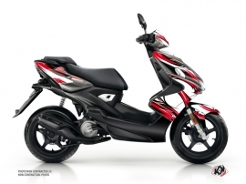 Kit Déco Scooter Electro MBK Nitro Rouge