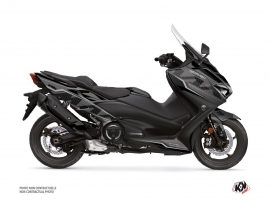 Yamaha TMAX 560 Maxiscooter Energy Graphic Kit Black Grey