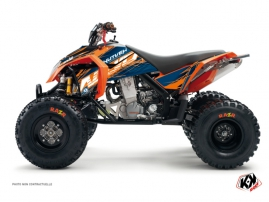 Kit Déco Quad Eraser KTM 450-525 SX Bleu Orange