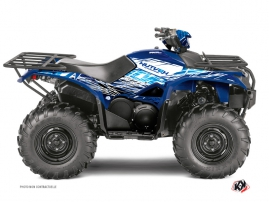 Yamaha 700-708 Kodiak ATV Eraser Graphic Kit Blue