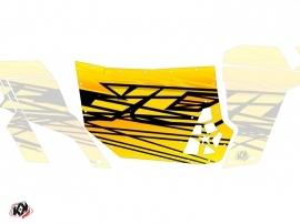 Kit Déco Portes Suicide Blingstar Eraser Can Am Commander 2011-2017 Jaune
