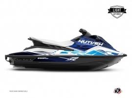 Kit Déco Jet-Ski Eraser Yamaha EX Bleu LIGHT