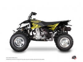 Kit Déco Quad Eraser Fluo Polaris Outlaw 450 Jaune