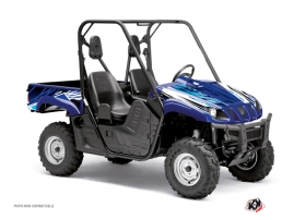 Yamaha Rhino UTV Eraser Graphic Kit Blue