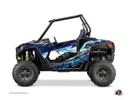 Kit Déco SSV ERASER Polaris RZR 900 S Bleu