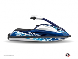 Yamaha Superjet Jet-Ski Eraser Graphic Kit Blue