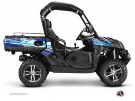 Kit Déco SSV Eraser CF Moto U Force 800 Bleu