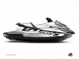 Yamaha VX Jet-Ski Eraser Graphic Kit White