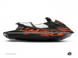 Kit Déco Jet-Ski Eraser Yamaha VX Gris Orange