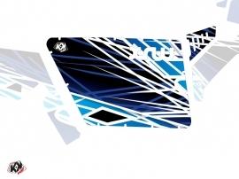 Kit Déco Portes Standard XRW Eraser SSV Polaris RZR 570/800/900 2008-2014 Bleu