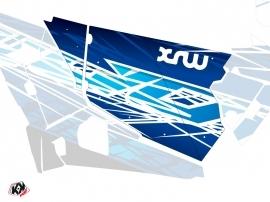 Kit Déco Portes Standard XRW Eraser SSV Polaris RZR 900S/1000/Turbo 2015-2017 Bleu