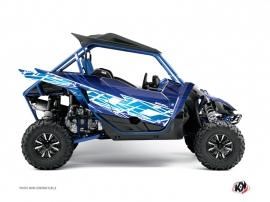 Kit Déco SSV Eraser Yamaha YXZ 1000 R Bleu