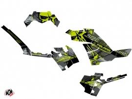 Kit Déco Quad Evil Polaris 1000 Sportsman XP Forest Gris Vert