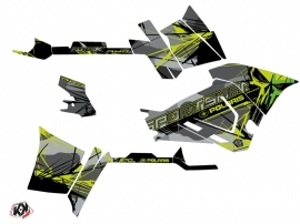 Kit Déco Quad Evil Polaris 570 Sportsman Forest Gris Vert
