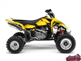 Kit Déco Quad Factory Suzuki 450 LTR