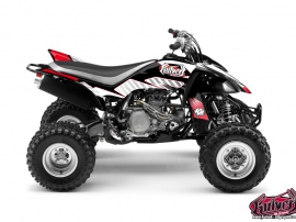 Kit Déco Quad Factory Yamaha 450 YFZ Rouge