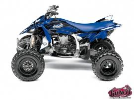 Kit Déco Quad Factory Yamaha 450 YFZ R Bleu