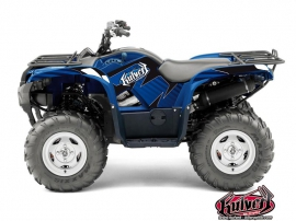 Kit Déco Quad Factory Yamaha 550-700 Grizzly Bleu