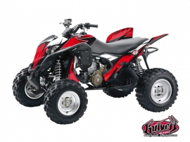 Honda 700 TRX ATV Factory Graphic Kit