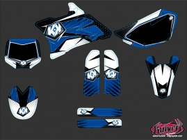 Yamaha 85 YZ Dirt Bike Factory Graphic Kit