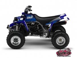 Kit Déco Quad Factory Yamaha Banshee Bleu