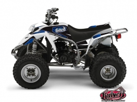Yamaha Blaster ATV Factory Graphic Kit Blue