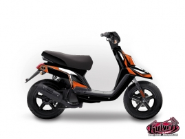 Kit Déco Scooter Factory MBK Booster