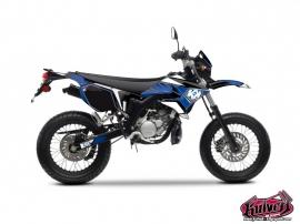Kit Déco 50cc Factory Yamaha DT 50