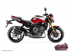 Yamaha FZ 8 Street Bike Factory Graphic Kit